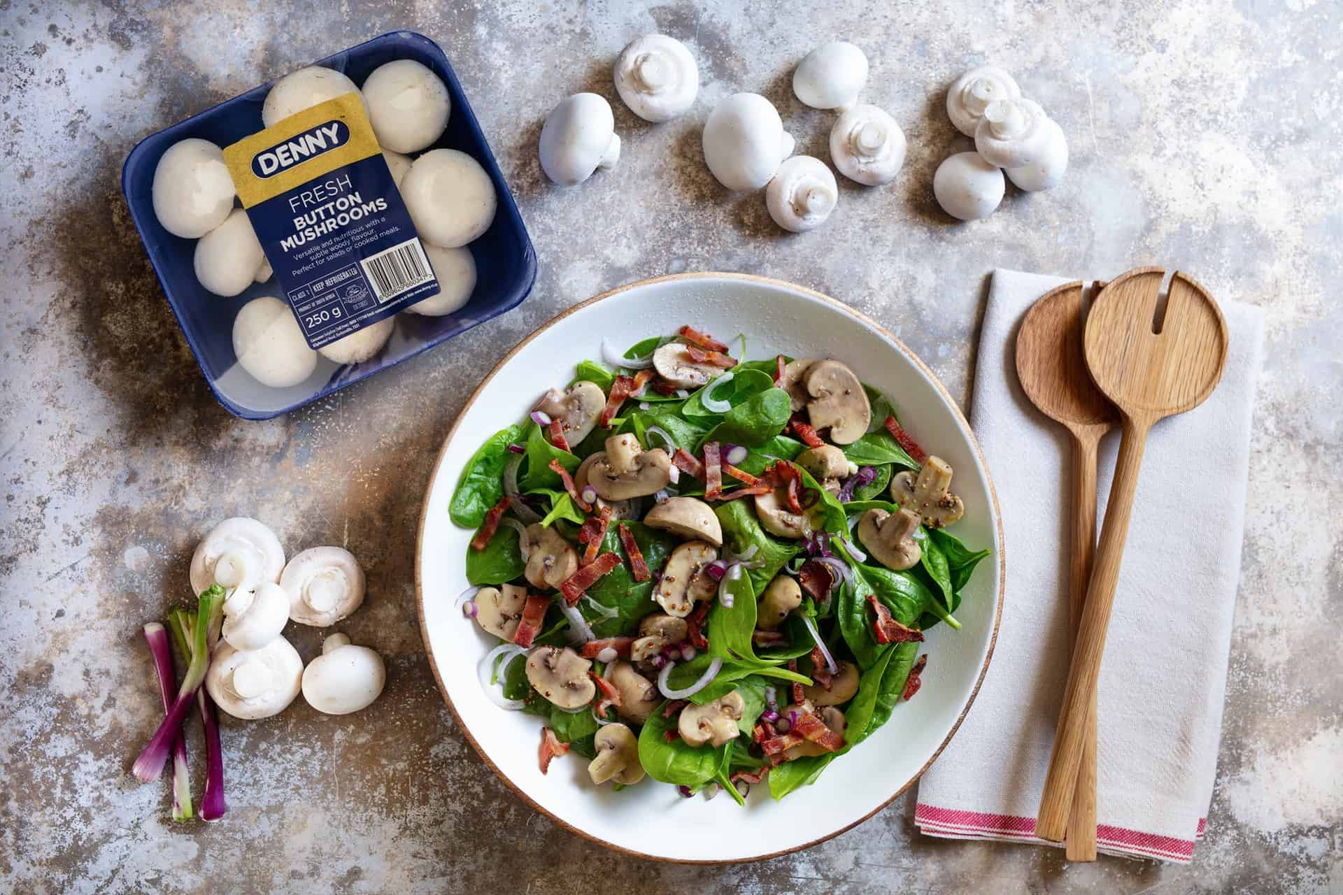 Denny Mushrooms