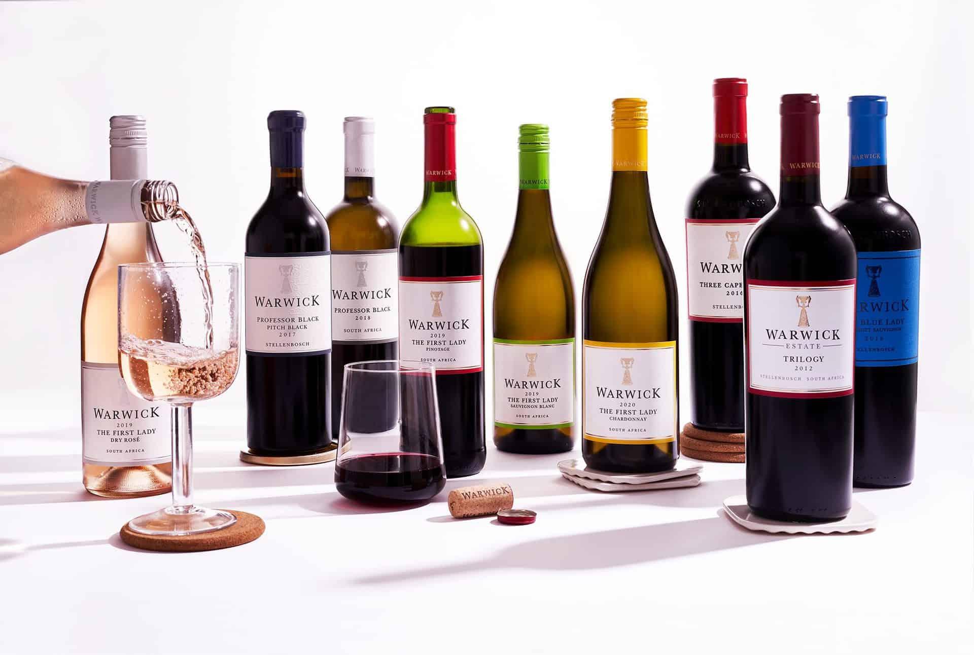 Warwick Wines