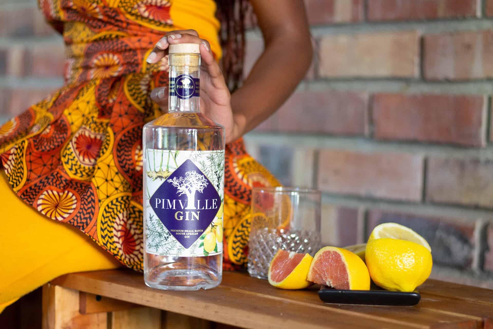 Pimville Gin | Premier quality Gin