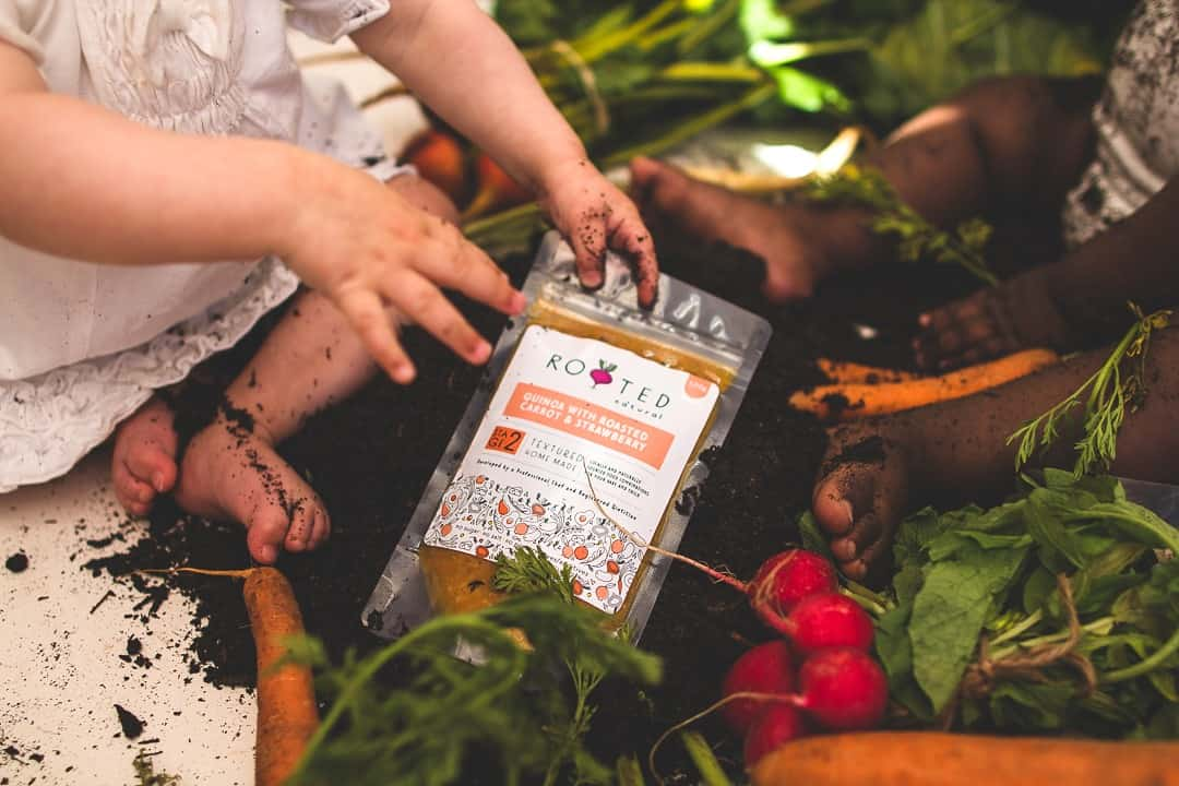 Rooted Natural Baby Food