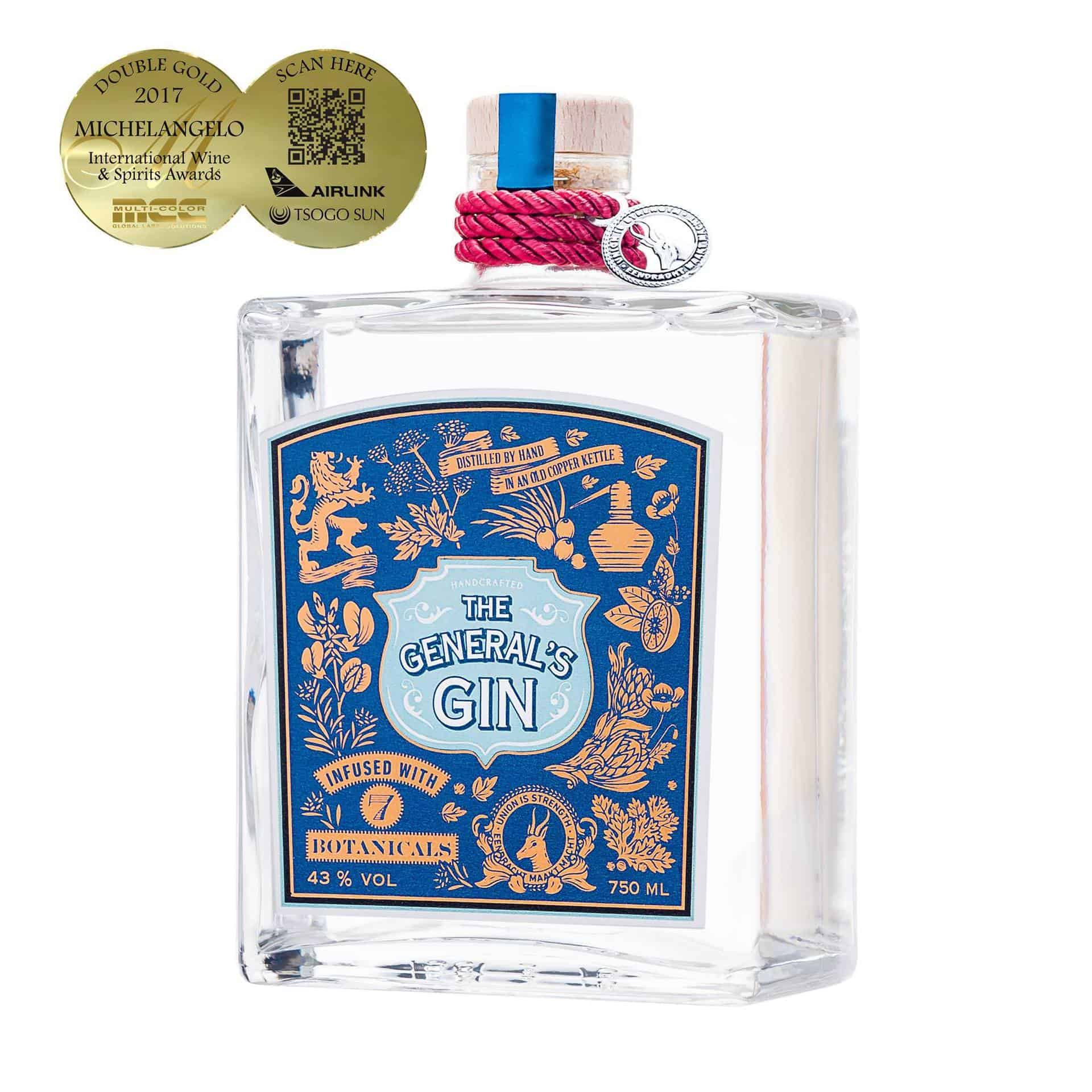 The General's Gin