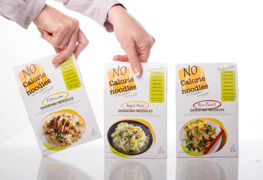 No Calorie Noodles