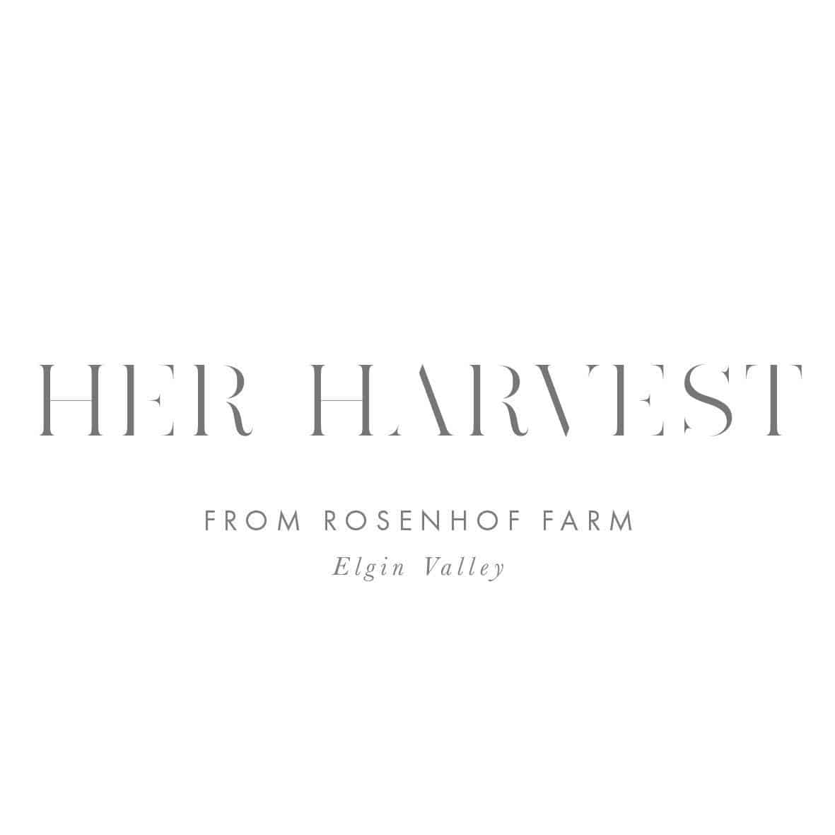 Her Harvest