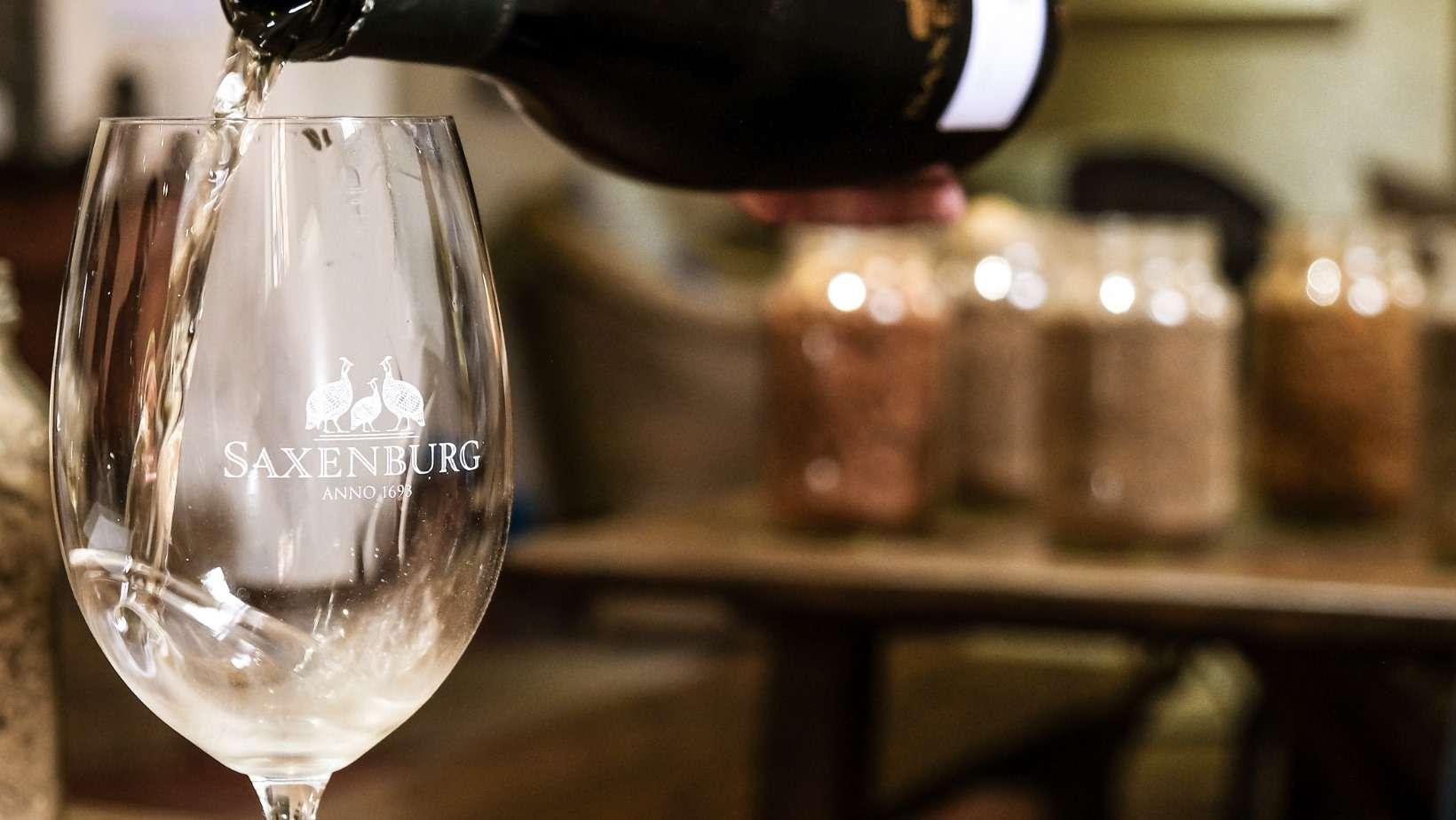 Saxenburg Wine